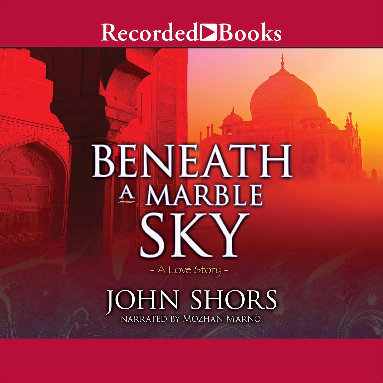 Printable Beneath a Marble Sky Audiobook Cover Art