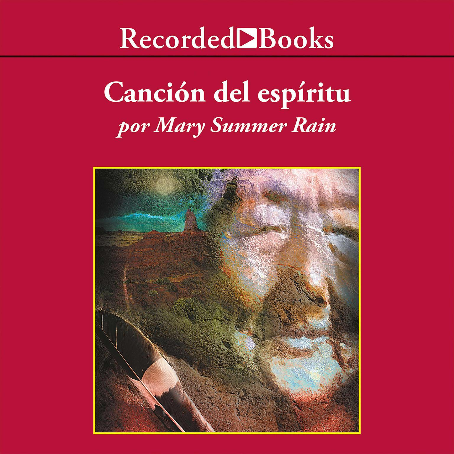 Printable Canción del espíritu Audiobook Cover Art