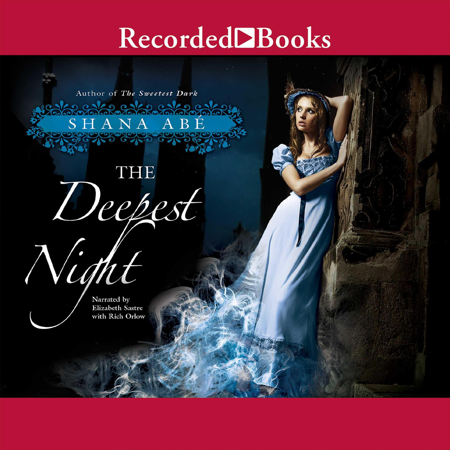 Printable The Deepest Night Audiobook Cover Art