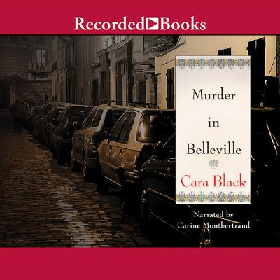 Murder in Belleville Audiobook, by