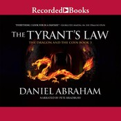 The Tyrant's Law Audiobook, by Daniel Abraham