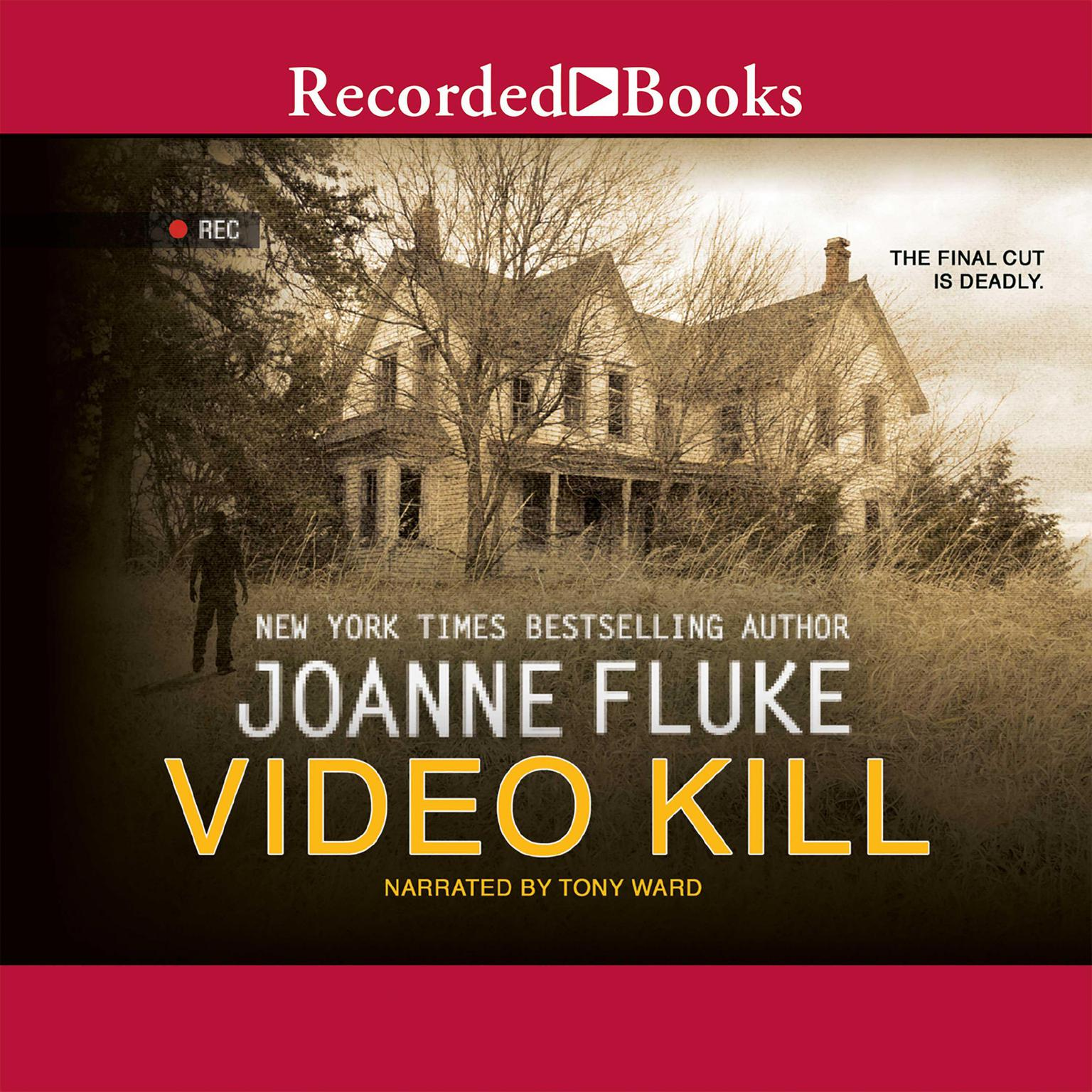 Printable Video Kill Audiobook Cover Art