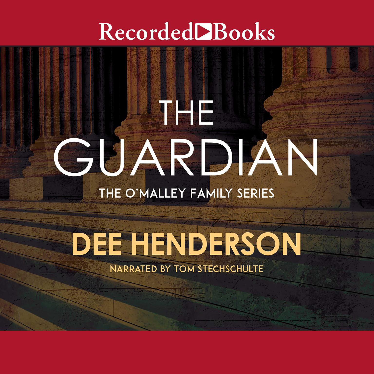 Printable The Guardian Audiobook Cover Art
