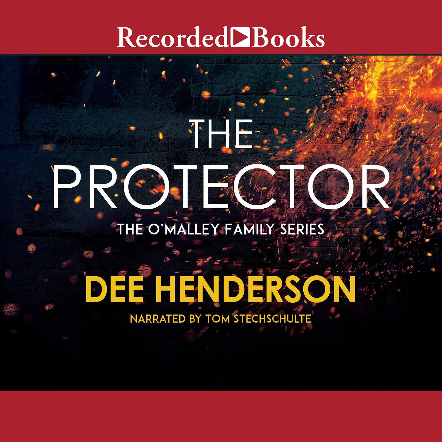 Printable The Protector Audiobook Cover Art