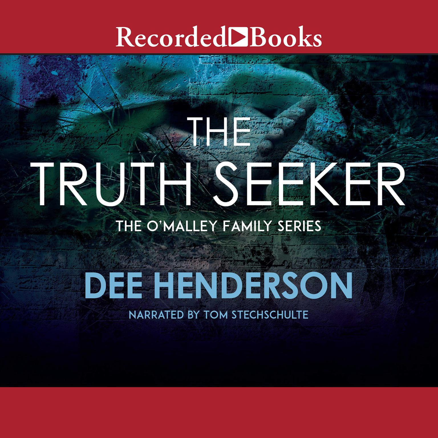 Printable The Truth Seeker Audiobook Cover Art