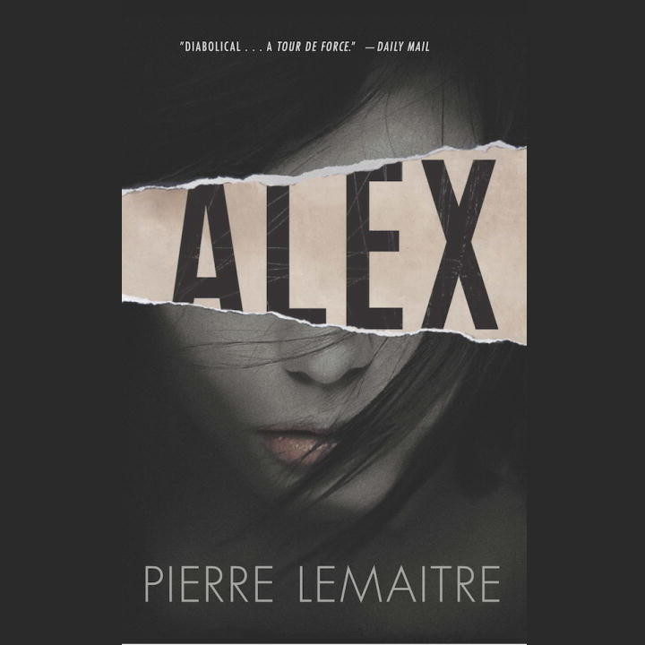 Printable Alex: The Commandant Camille Verhoeven Trilogy Audiobook Cover Art