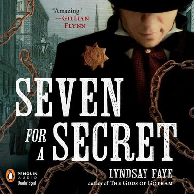 Seven for a Secret Audiobook, by Lyndsay Faye