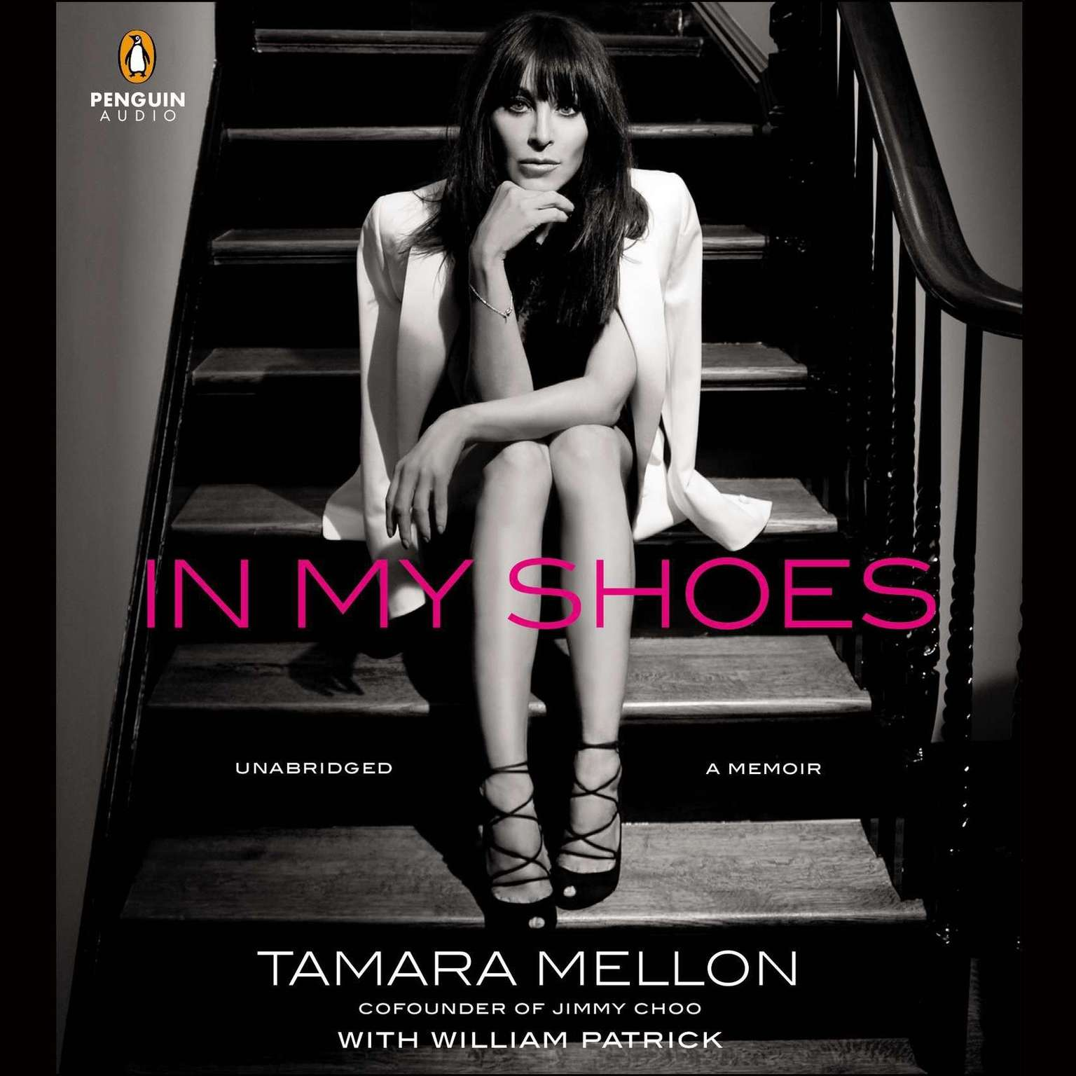 Printable In My Shoes: A Memoir Audiobook Cover Art