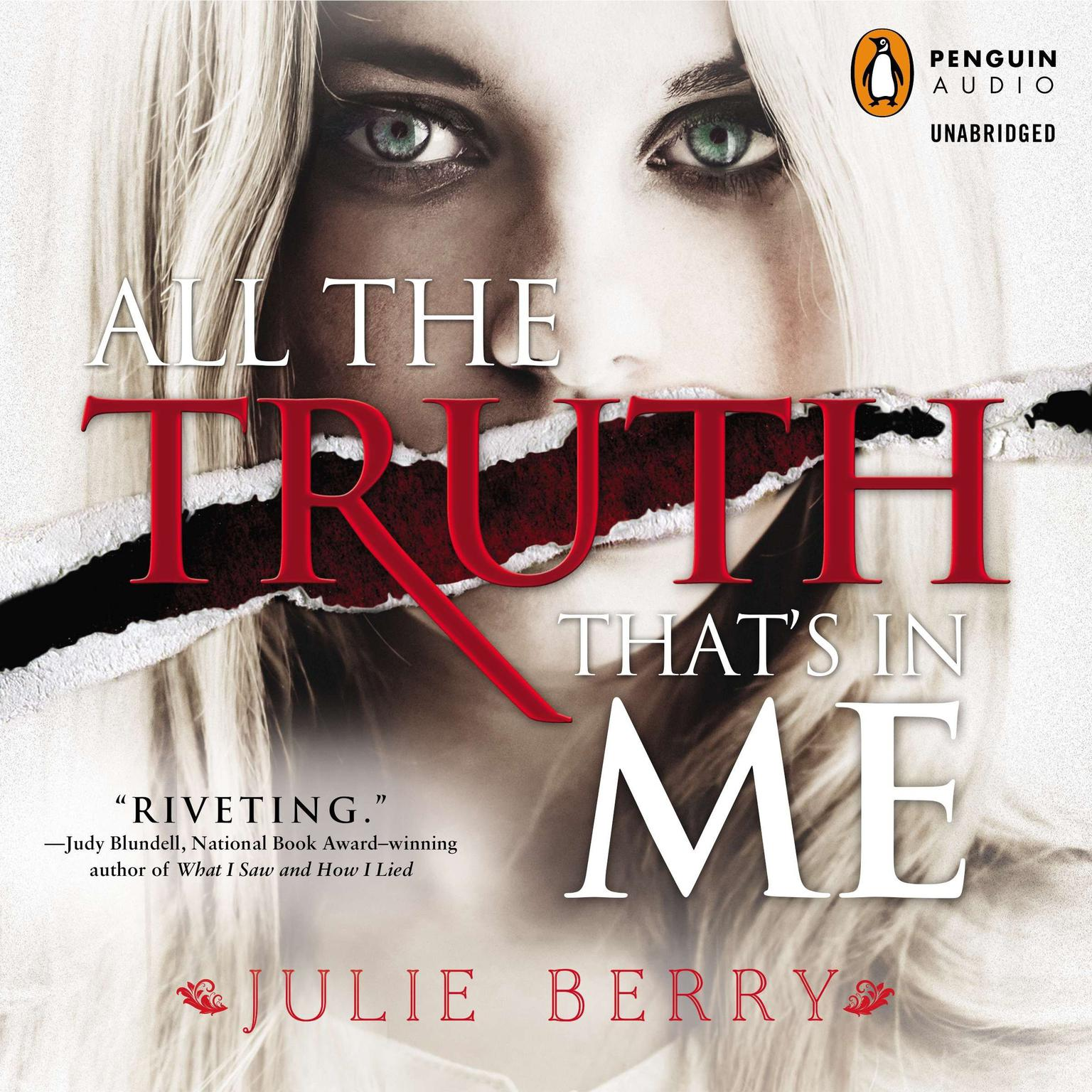 Printable All the Truth That's in Me Audiobook Cover Art