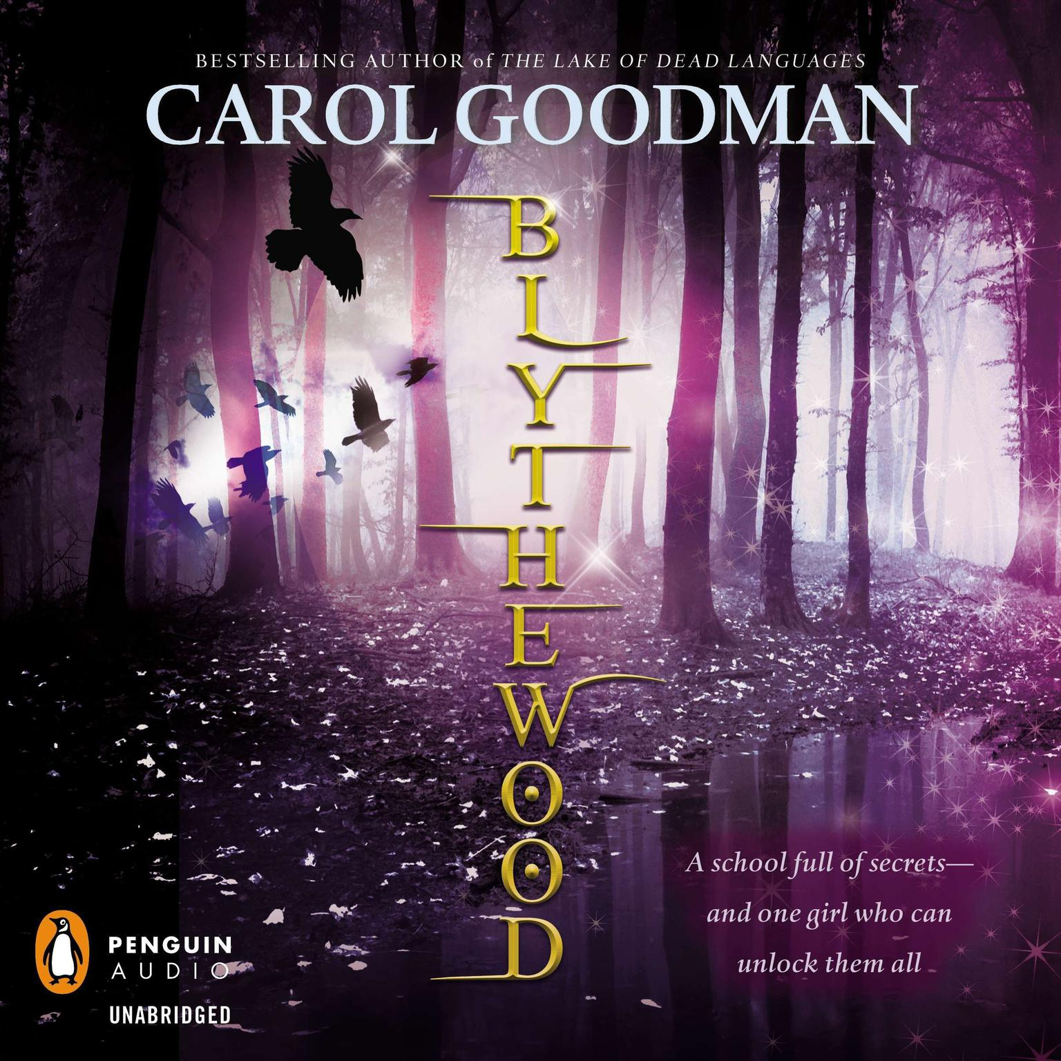 Printable Blythewood Audiobook Cover Art
