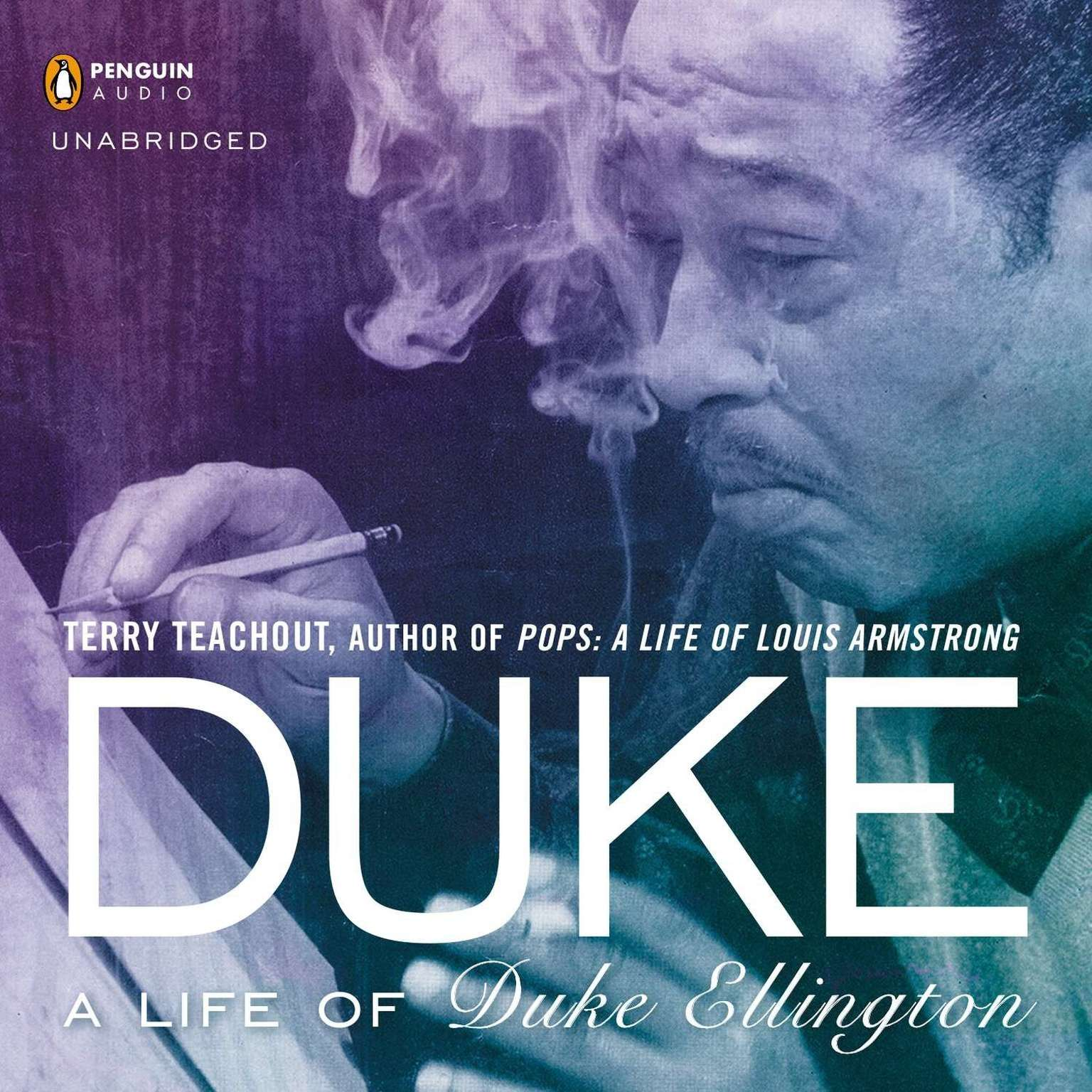 Printable Duke: A Life of Duke Ellington Audiobook Cover Art