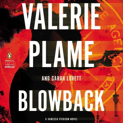 Blowback Audiobook, by Valerie Plame