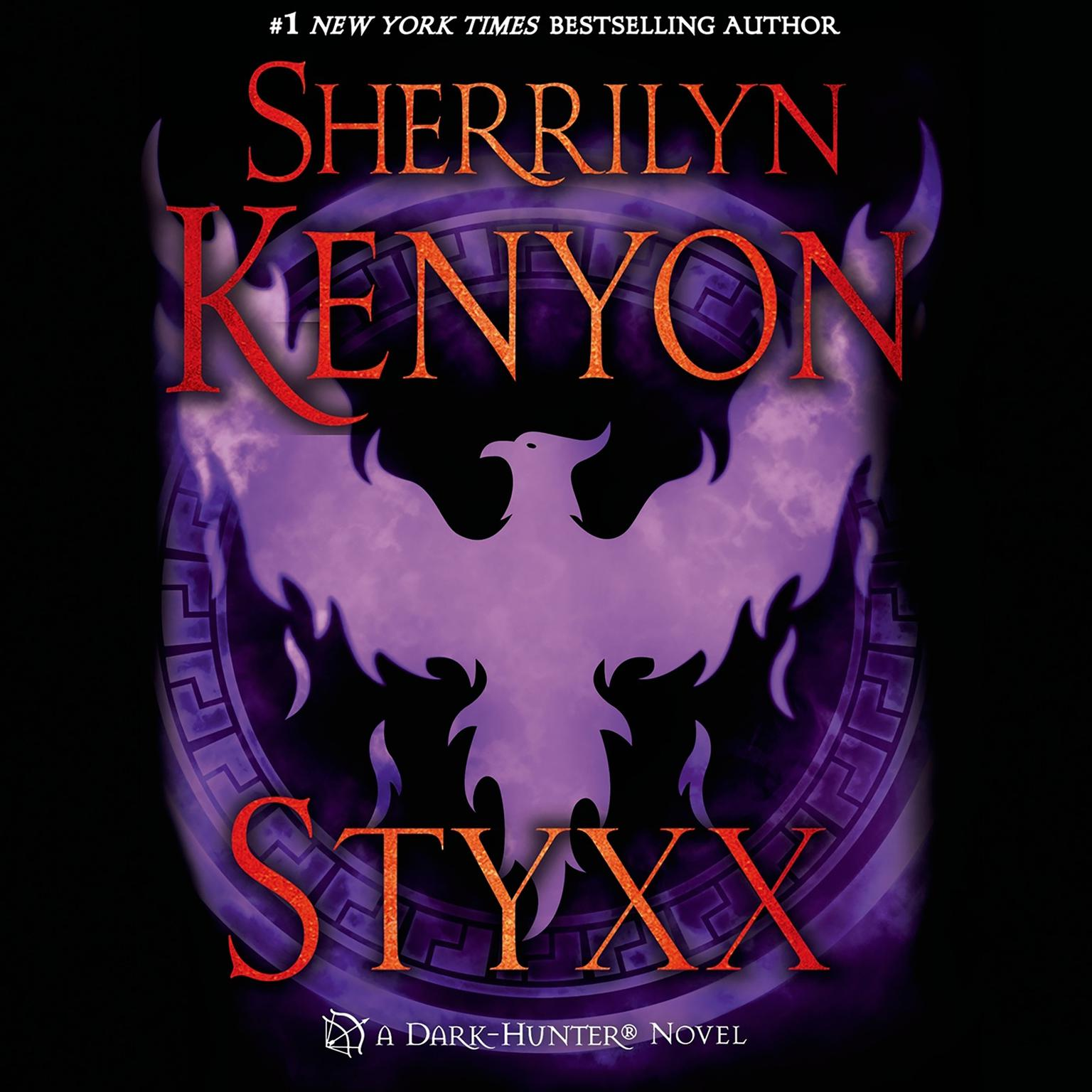 Printable Styxx Audiobook Cover Art