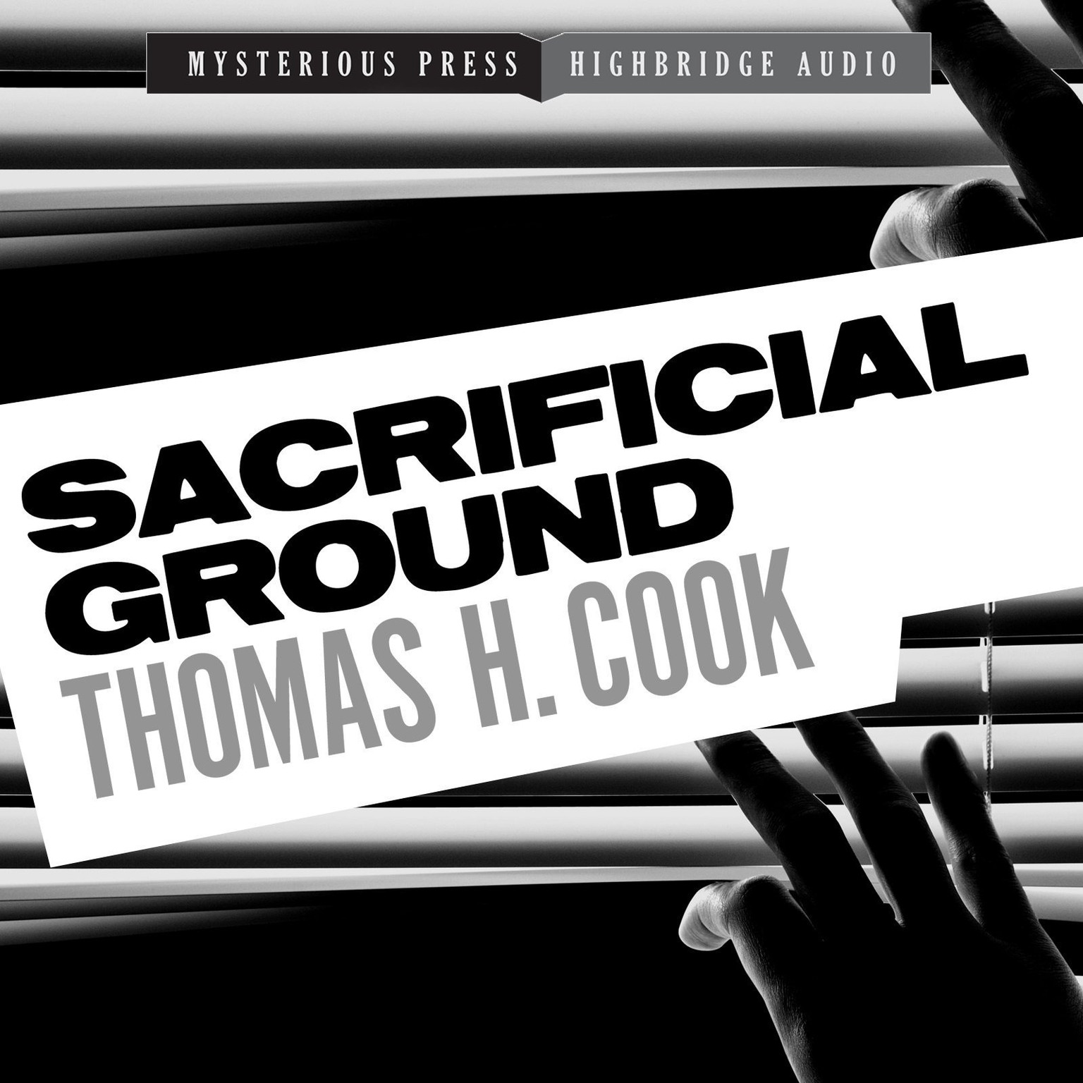 Printable Sacrificial Ground Audiobook Cover Art