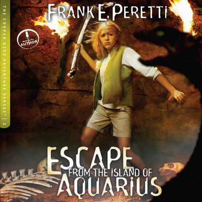 Escape from the Island of Aquarius Audiobook, by Frank E. Peretti