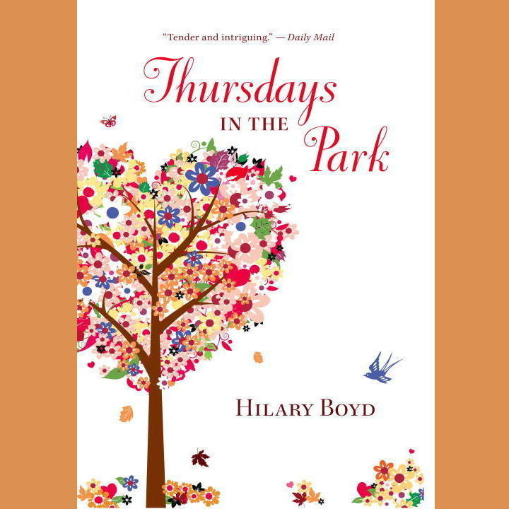 Printable Thursdays in the Park Audiobook Cover Art