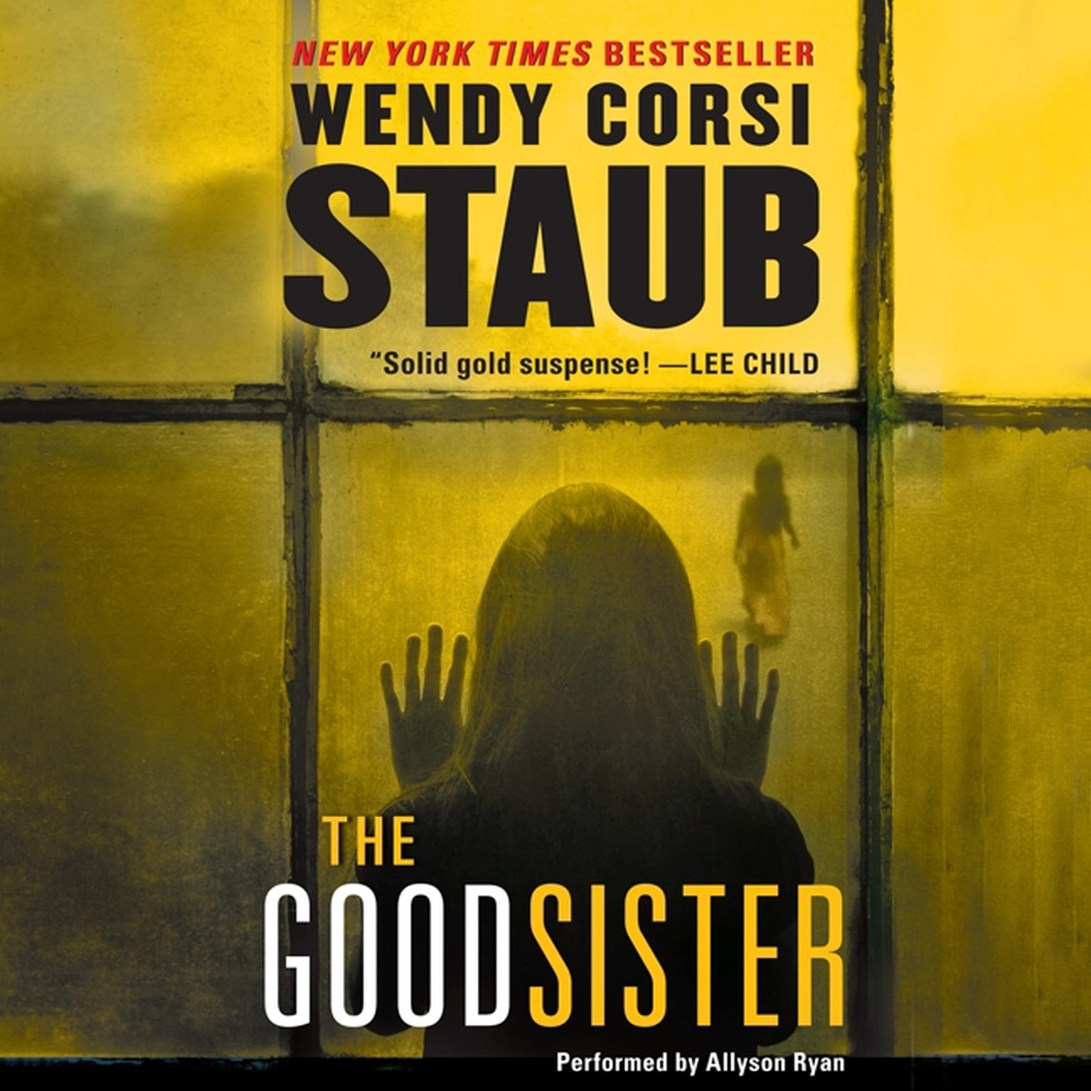 Printable The Good Sister Audiobook Cover Art