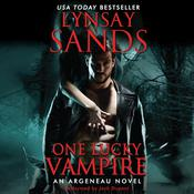 One Lucky Vampire Audiobook, by Lynsay Sands