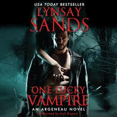 One Lucky Vampire Audiobook, by