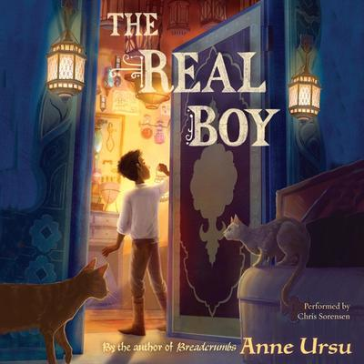 The Real Boy Audiobook, by Anne Ursu