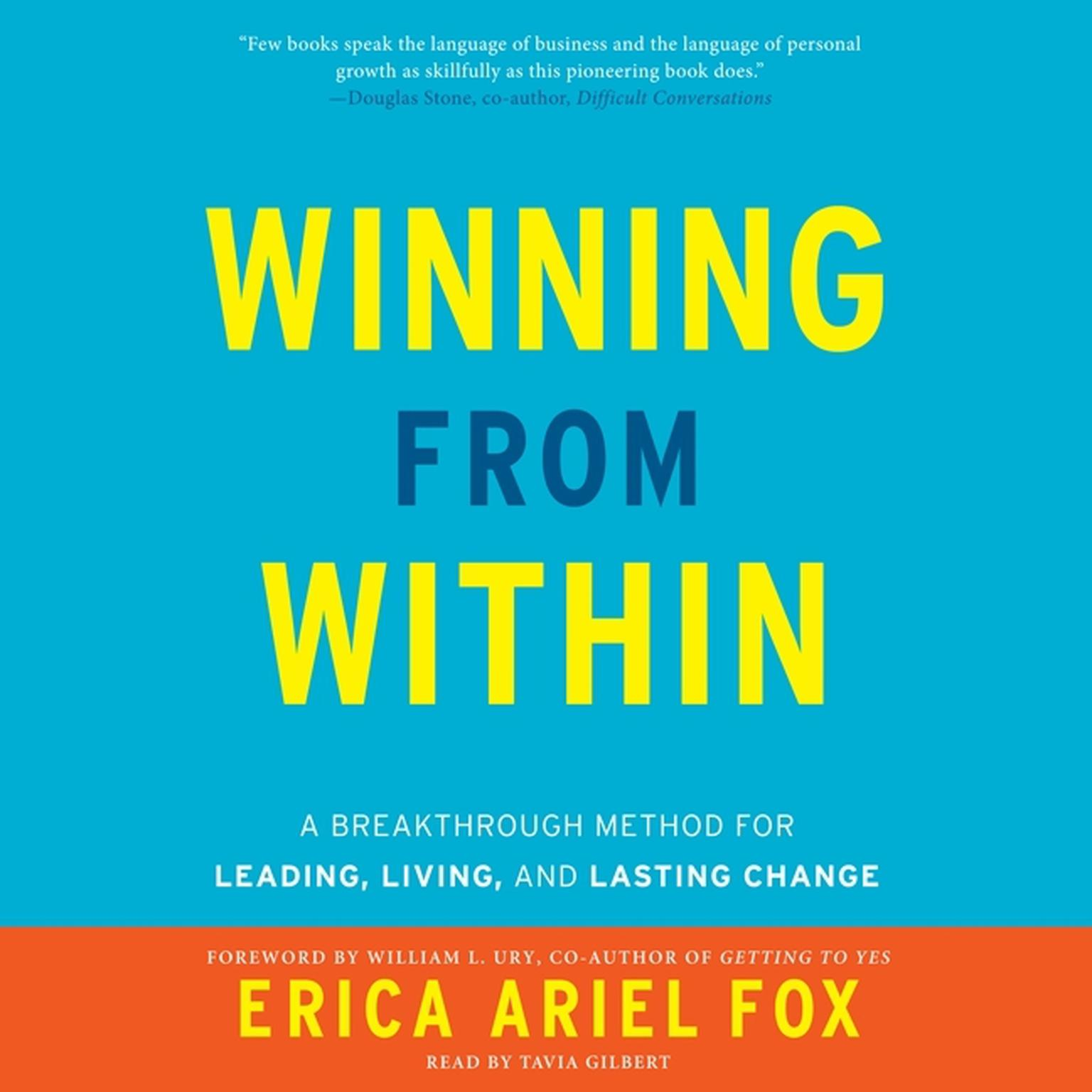 Printable Winning from Within: A Breakthrough Method for Leading, Living, and Lasting Change Audiobook Cover Art