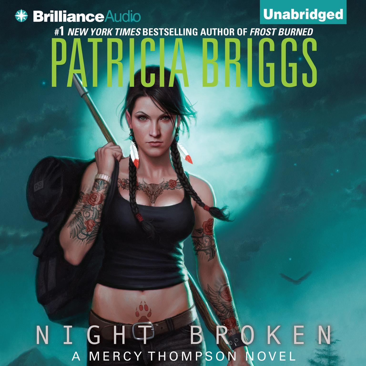 Night Broken Audiobook, by Patricia Briggs
