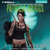 Night Broken Audiobook, by Patricia Briggs