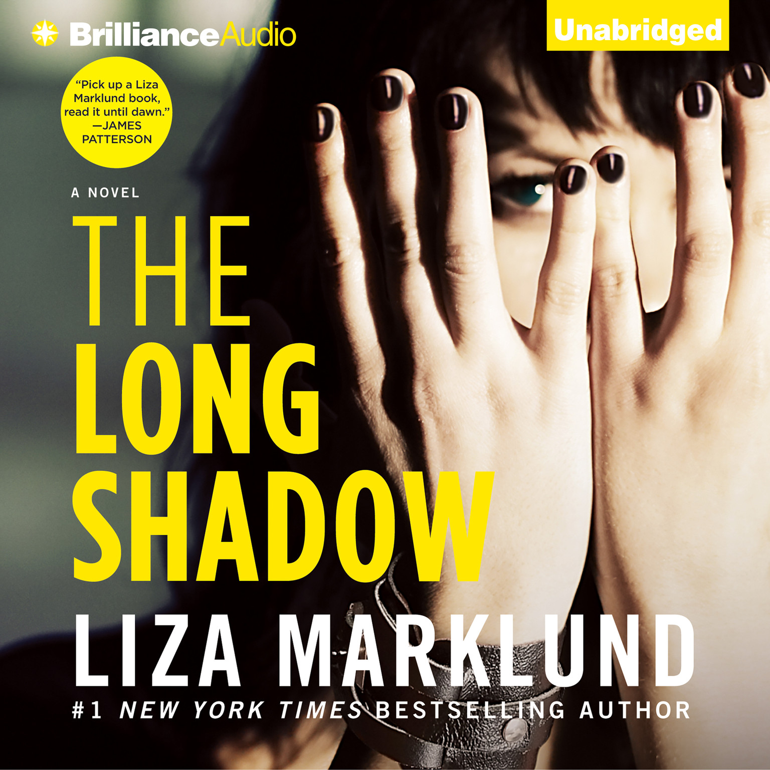 Printable The Long Shadow Audiobook Cover Art