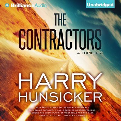 The Contractors Audiobook, by Harry Hunsicker