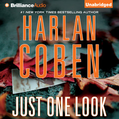 Just One Look Audiobook, by Harlan Coben