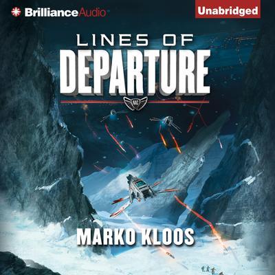 Lines of Departure Audiobook, by Marko Kloos