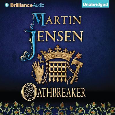 Oathbreaker Audiobook, by Martin Jensen