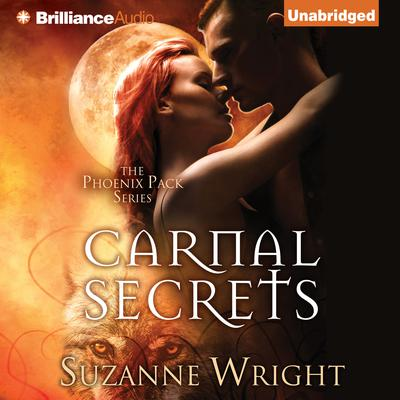 Carnal Secrets Audiobook, by Suzanne Wright