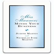 Miss Manners Minds Your Business Audiobook, by Judith Martin, Nicholas Ivor Martin