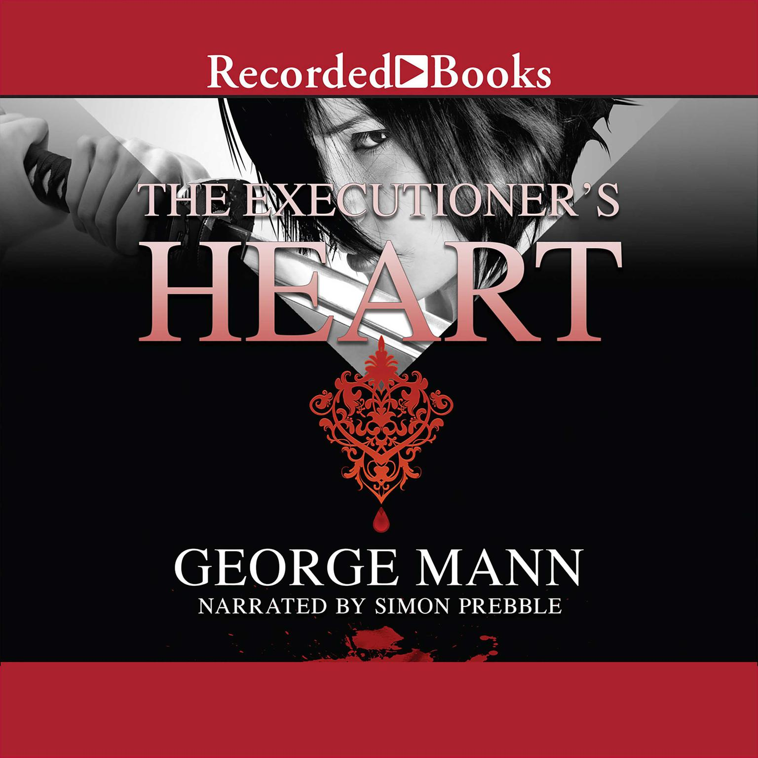 Printable The Executioner's Heart Audiobook Cover Art
