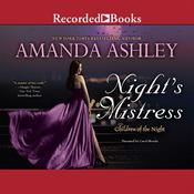 Night's Mistress Audiobook, by Amanda Ashley