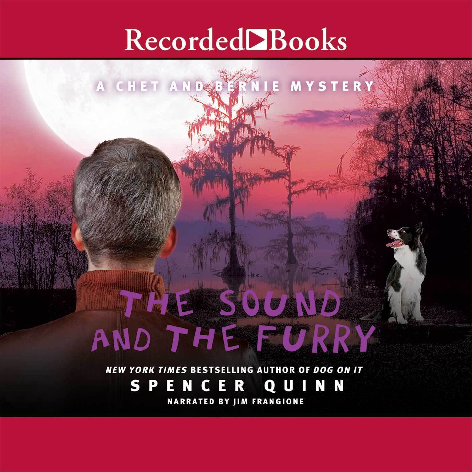 Printable The Sound and the Furry Audiobook Cover Art