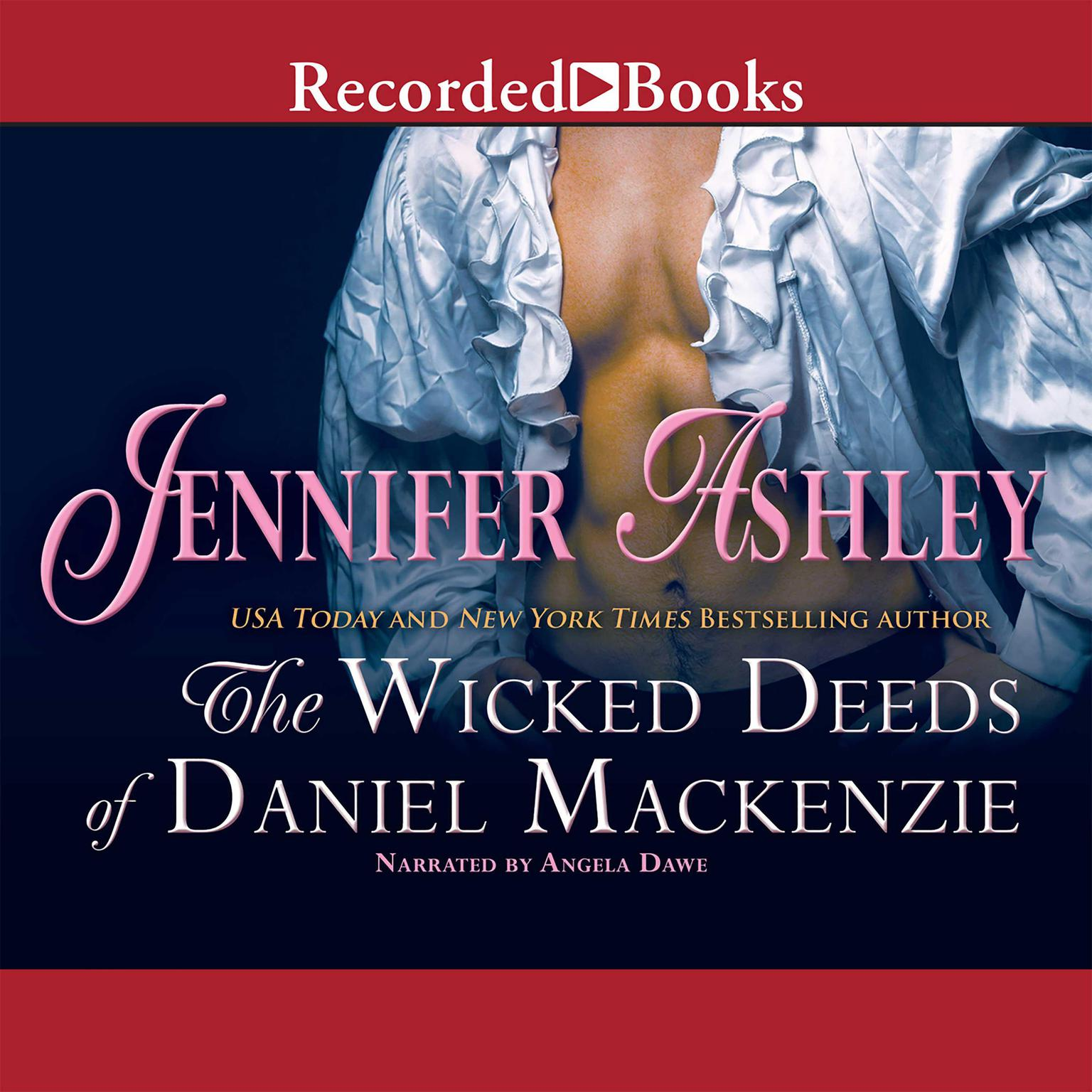Printable The Wicked Deeds of Daniel MacKenzie Audiobook Cover Art