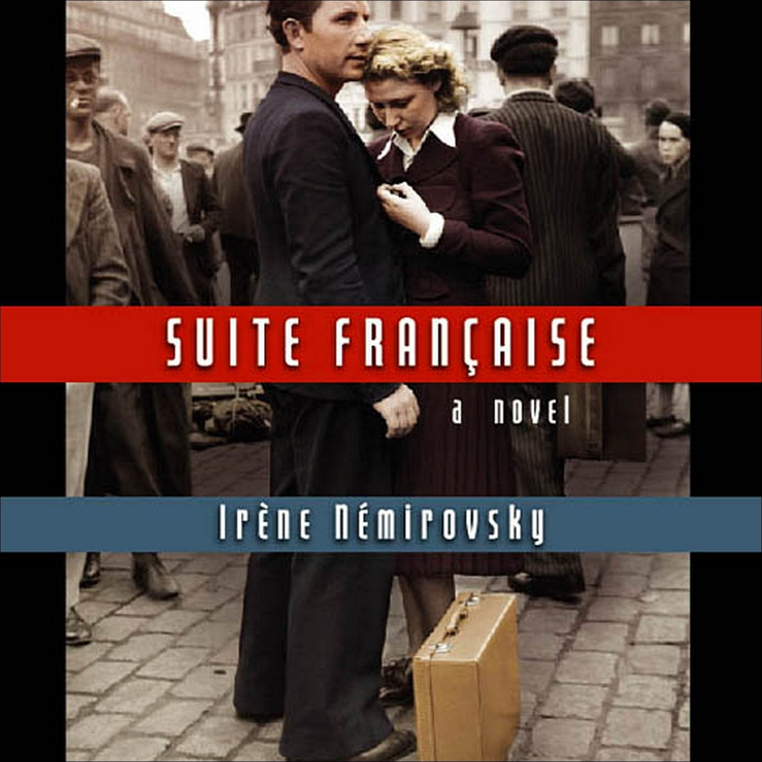 Printable Suite Française Audiobook Cover Art