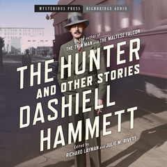 The Hunter and Other Stories Audiobook, by Dashiell Hammett