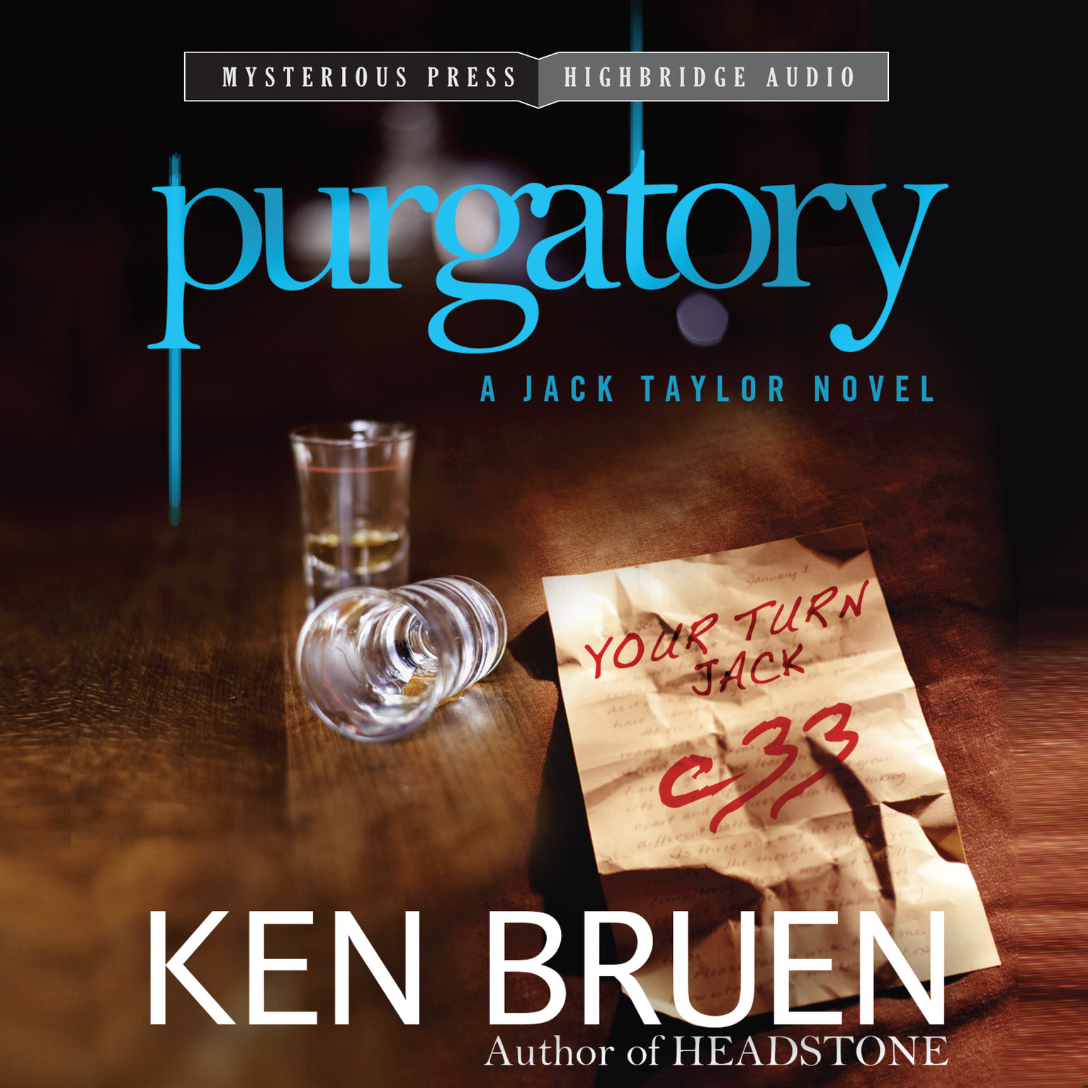 Printable Purgatory Audiobook Cover Art