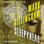Sleepyhead Audiobook, by Mark Billingham