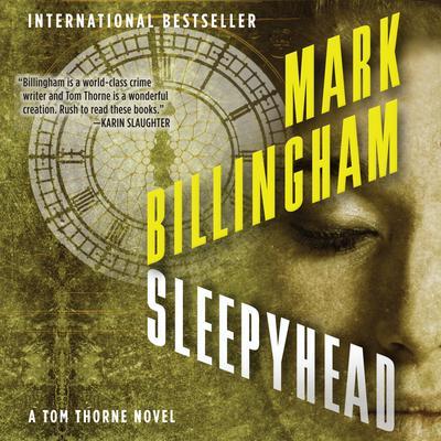 Sleepyhead Audiobook, by