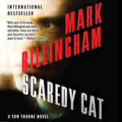 Scaredy Cat Audiobook, by Mark Billingham