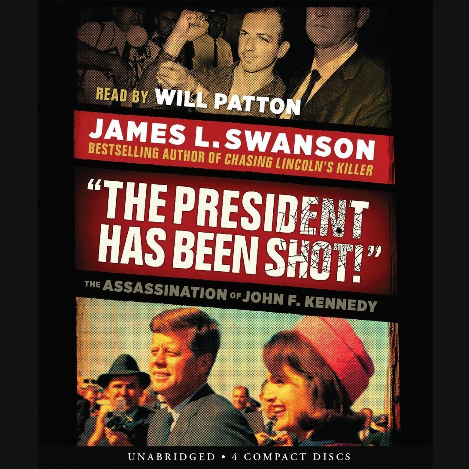 Printable The President Has Been Shot!: The Assassination of John F. Kennedy Audiobook Cover Art