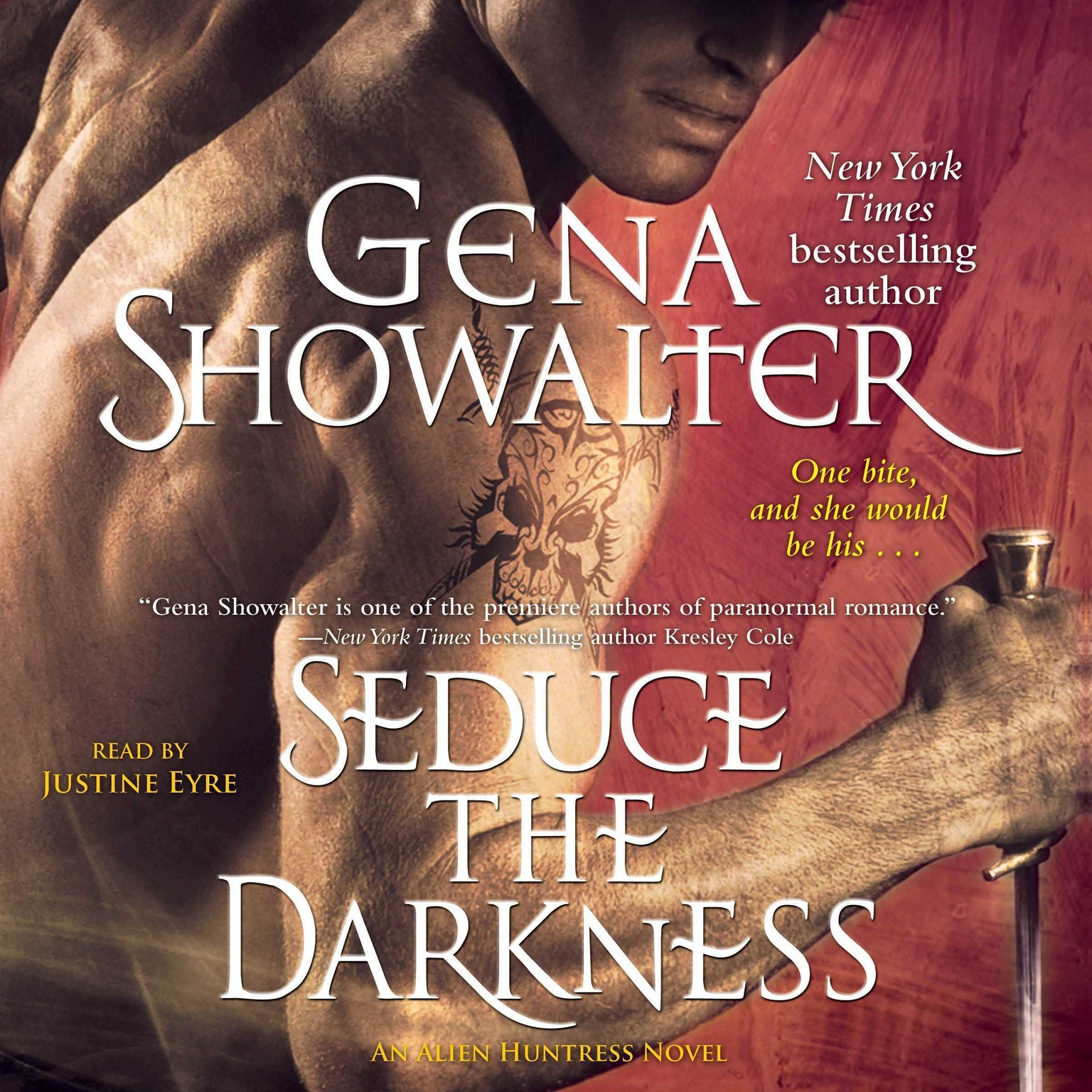Printable Seduce the Darkness Audiobook Cover Art