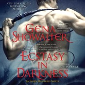 Ecstasy in Darkness, by Gena Showalter