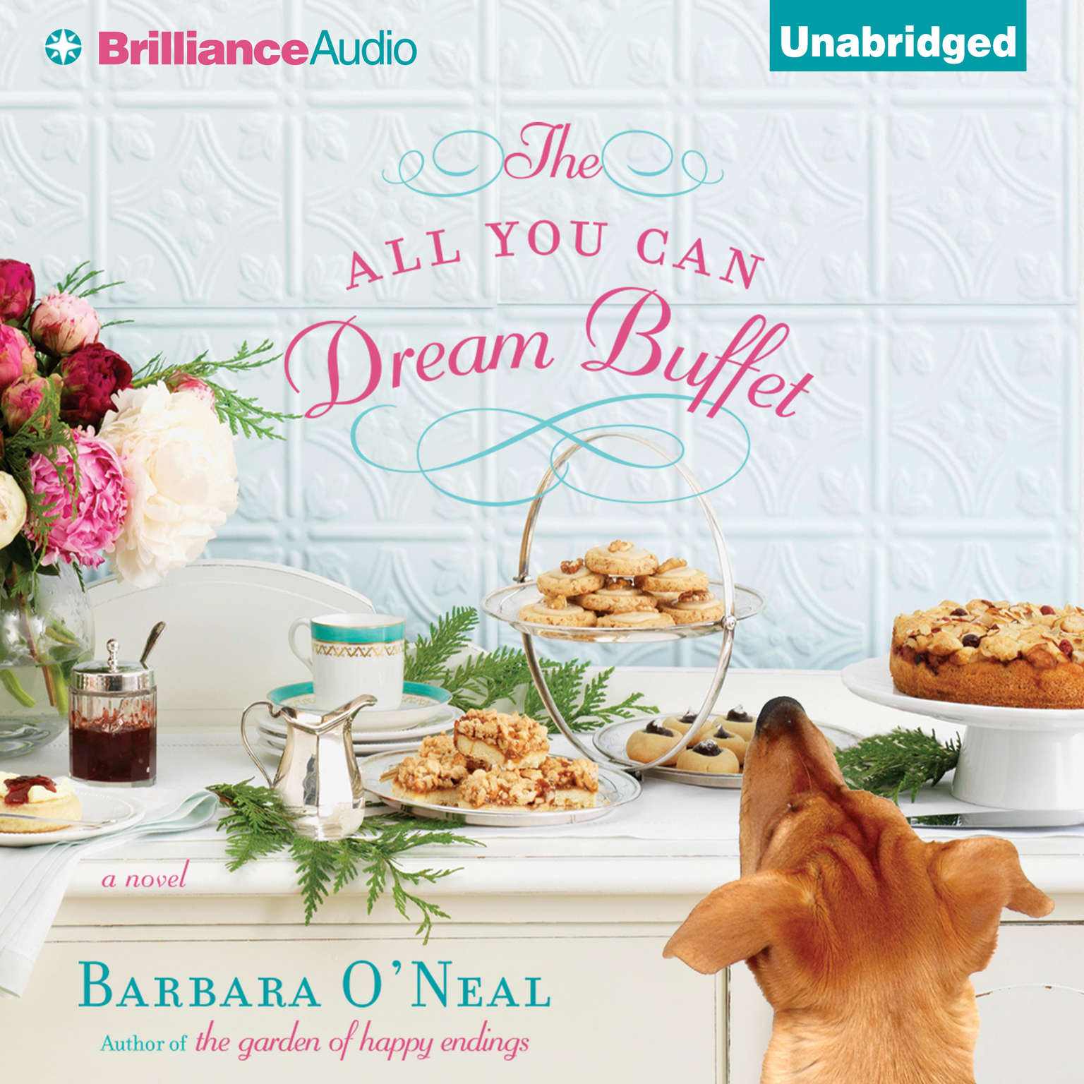 Printable The All You Can Dream Buffet: A Novel Audiobook Cover Art