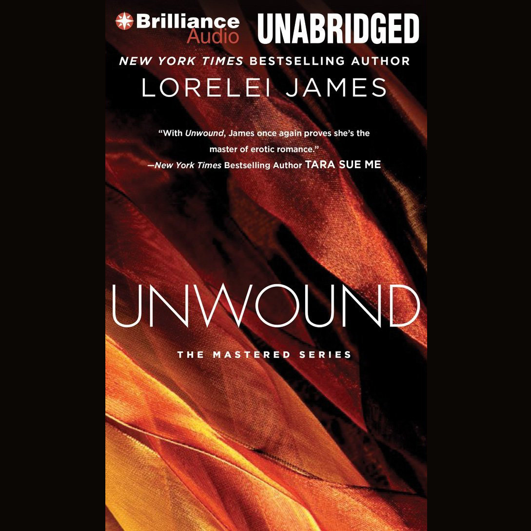 Printable Unwound Audiobook Cover Art
