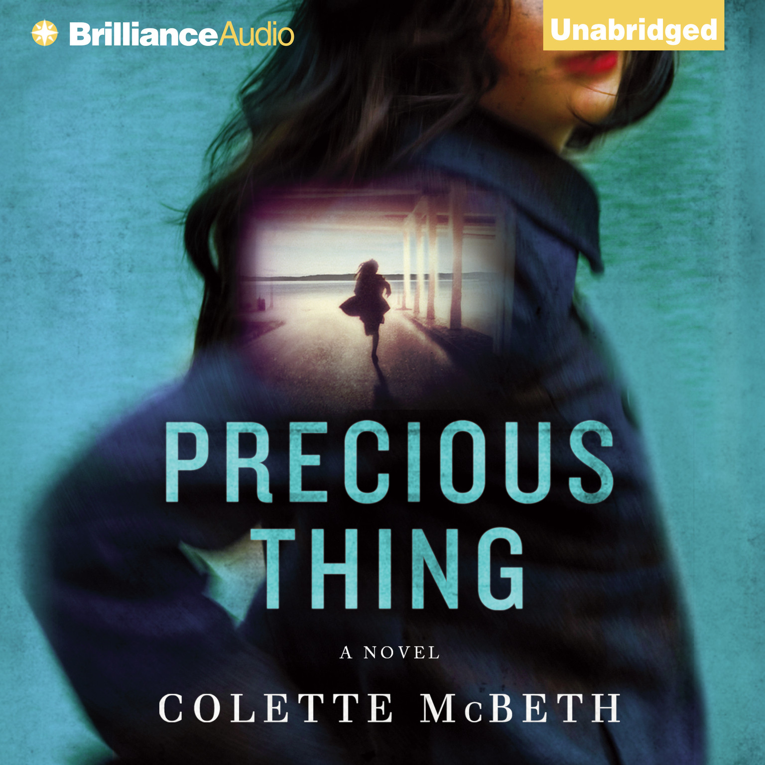 Printable Precious Thing Audiobook Cover Art